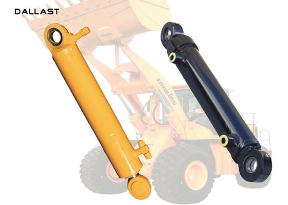 Double Acting Piston Type Hydraulic Cylinder High Pressure Excavator Bucket