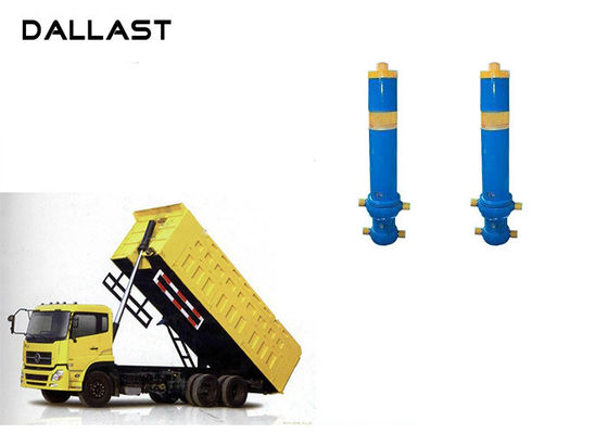 Single Acting Hydraulic Cylinder Telescopic Vertical  for Dumper Tipper Trailer