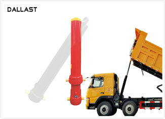 Customized Farm Hydraulic Cylinders Single Acting Long Stroke