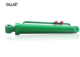 Hyva Hydraulic Cylinders Double Acting Piston Long Stroke for Farm Machine