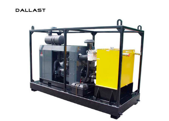High Pressure Hydraulic Power Unit / Output Motor Power Pump ISO 9001 Certification