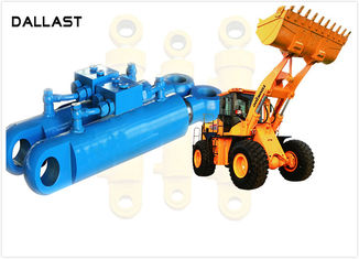 Excavator Hydraulic Cylinder Double Acting Piston Type Boom Bucket Arm Parker