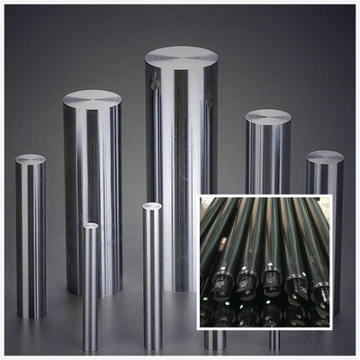 Precise Cold Drawn Piston Chrome Plated Steel Bar , Hard Chrome Plated Steel Tube