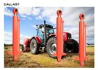 China Double Acting Hydraulic Cylinders Piston Type Farm Machine For Tractor factory