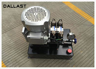 China Electric Vertical Mount Hydraulic Power Unit 220v AC 2.2kw Remote Control Hydraulic company