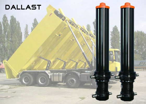 Single Acting Hydraulic Ram