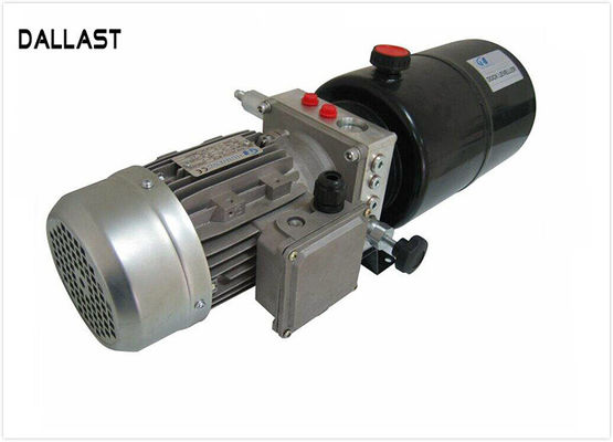China DC Horizontal 12V Hydraulic Power Pack with Steel Tank for Agricultural Machine factory