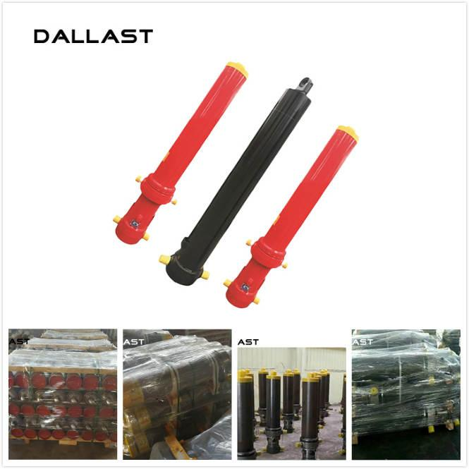 Customized Electric Small Single Acting Hydraulic Ram Long Stroke