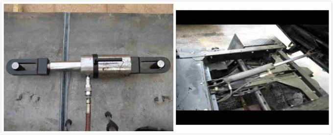 8-35 MPa Farm Hydraulic Cylinders Double Acting Double Ended for Agriultural Machimery