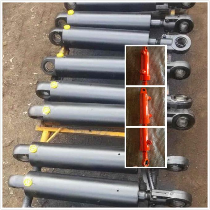 Double Acting Custom Small Hydraulic rams Cylinders Design Piston