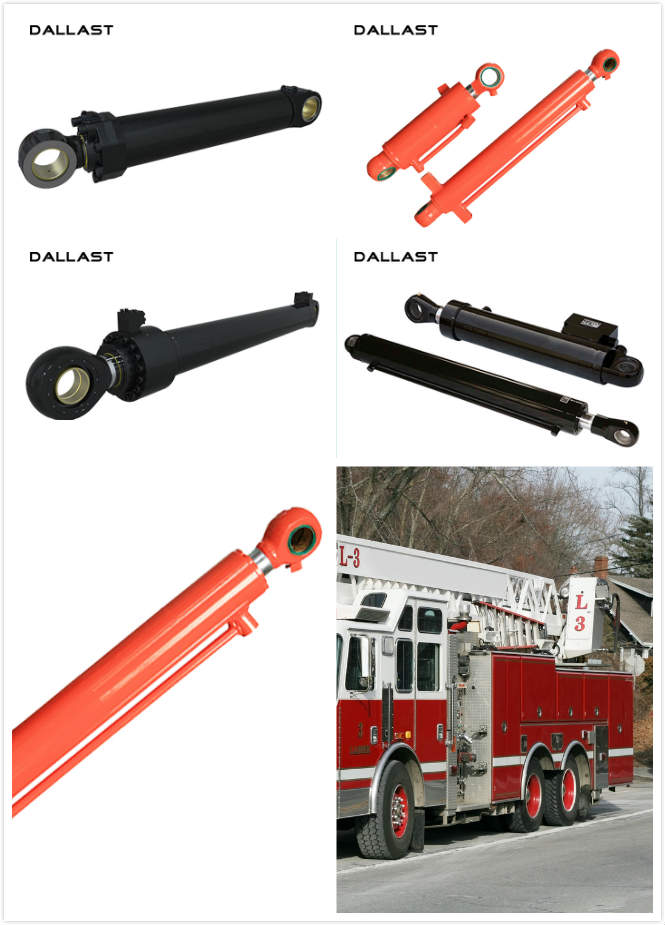 16 Inch 2 Bore Long Stroke Hydraulic Cylinder For Industrial Machine